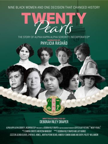 Twenty Pearls Documentary Poster (Graphic: Business Wire)