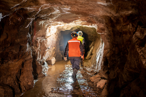 Geochang Mine is a ready-to-mine project, with approximately $6 million USD in development costs saved. (Photo: Business Wire)