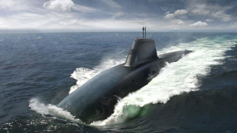 BAE Systems is taking decades of flight controls expertise underwater on-board the UK's next generation submarine, Dreadnought. This innovative approach involves adapting controls that are usually used in fly-by-wire aircraft and applying them in a marine environment. Photo credit: BAE Systems