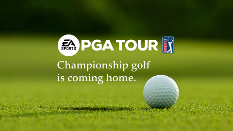EA SPORTS returns to golf with EA SPORTS PGA TOUR (Photo: Business Wire)