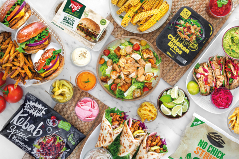 LIVEKINDLY Collective Raises $335 Million to Accelerate Adoption of Plant-Based Living and Sustainability in the Global Food System (Photo: Business Wire)