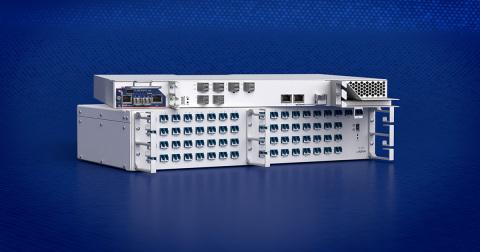 Die neue Übertragungstechnik von ADVA erschließt das volle Potenzial von 400ZR-Technologie (Photo: Business Wire)