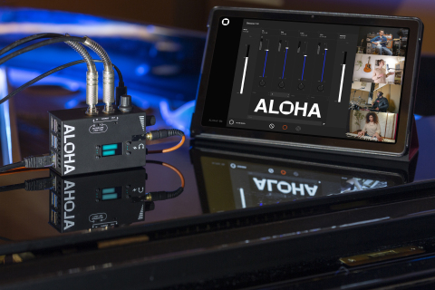 San Francisco Opera Turns to Real-Time Remote Collaboration Tech, Aloha by Elk, to Prepare for First Live Performances Post-Lockdown (Photo: Business Wire)
