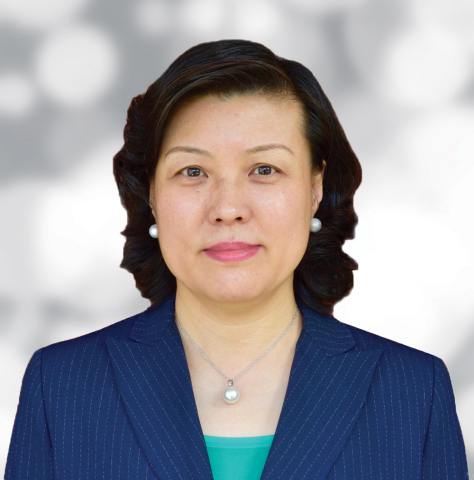 Julia Wang, appointed Chief Financial Officer of BeiGene, effective June 30, 2021 (Photo: Business Wire)