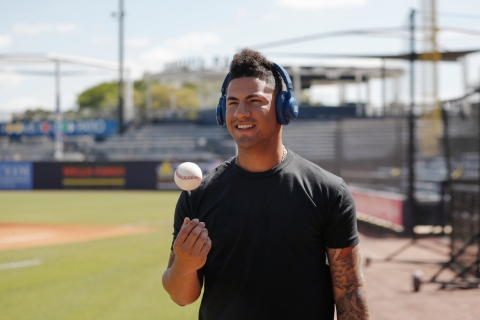 JBL® Hits a Home Run, Announces Gleyber Torres as New Global Brand Ambassador (Photo: Business Wire)