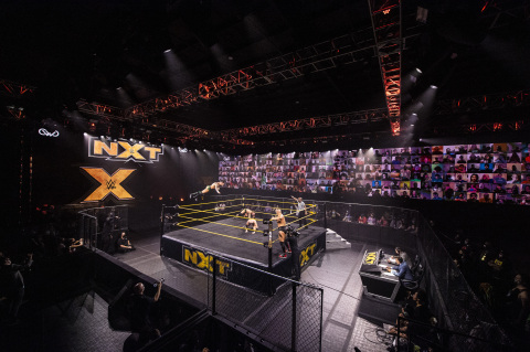 USA Network And WWE's NXT Extend Partnership (Photo: Business Wire)