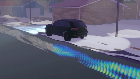 Growing demand from automakers to enhance vehicles with safer and higher performing advanced driver-assistance systems signals a critical need for sensing solutions to tackle the self-driving industry's most significant obstacles and deliver safety and comfort despite challenging road conditions. (Photo: Business Wire)