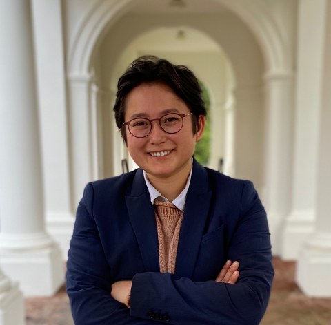 Abel Liu is the first University student government president who was openly transgender upon election in the nation. Liu also sets a milestone as University of Virginia's first Chinese-American Student Council president in its 202-year history. He won the election with more than 81 percent of the student ballots. (Photo: Business Wire)
