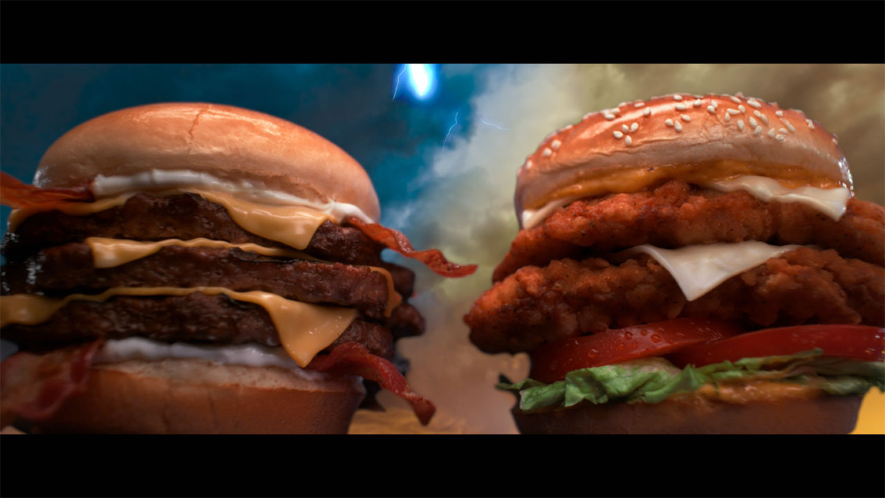 Carl's Jr.® and Hardee's® Introduce Godzilla vs. Kong-Inspired Limited Time Offers Globally