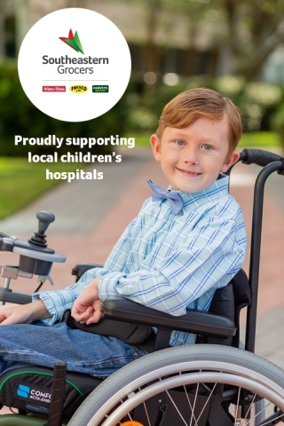 Southeastern Grocers is partnering with eight children's hospitals throughout the Southeast, and customers at all Fresco y Más, Harveys Supermarket and Winn-Dixie grocery stores in Alabama, Florida, Georgia and Mississippi are encouraged to support the pediatric care facilities by rounding up their grocery bills to help positively impact the lives of young patients now through April 20. (Photo: Business Wire)