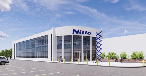 アビシア社ミルフォード工場の新建屋 外観イメージ(画像:ビジネスワイヤ)