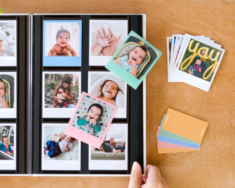 Get 20% off high-quality prints and custom photo albums through April 18. (Photo: Business Wire)