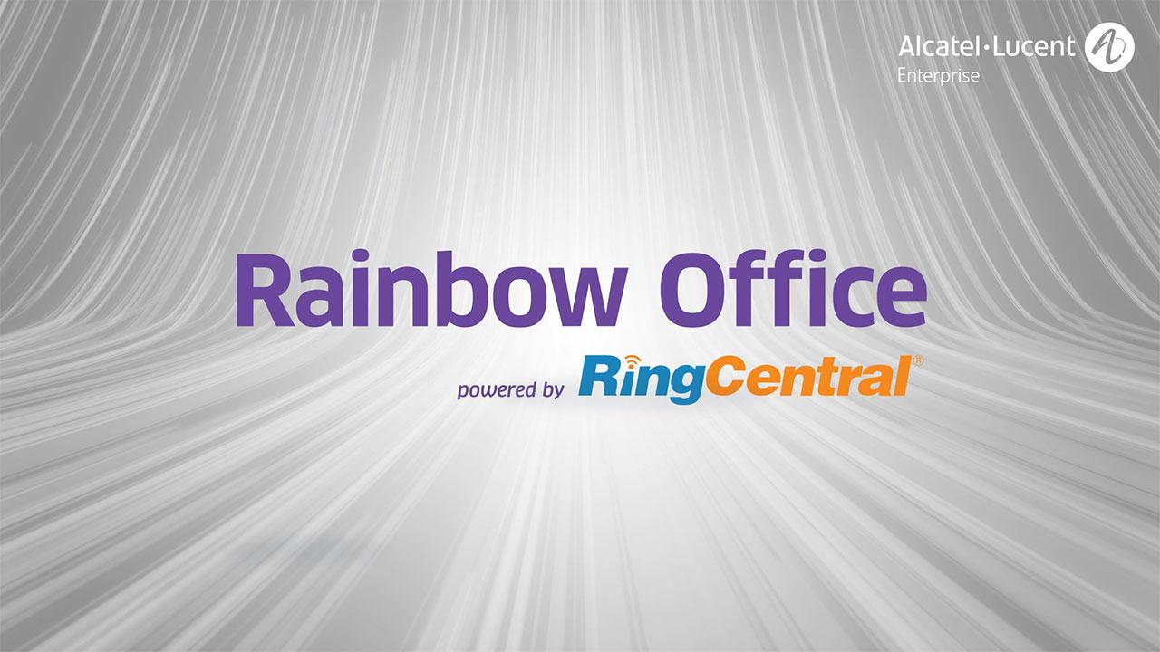 Rainbow Office powered by RingCentral: Alcatel-Lucent Enterprise und RingCentral führen neue Cloud-Kommunikationslösung in Österreich ein