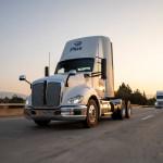 Plus's autonomous truck powered by PlusDrive