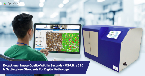 Unparalleled Image Quality at an affordable price - OptraSCAN OS-Ultra WSI (Graphic: Business Wire)