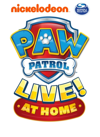 PAW Patrol Live! At Home (Graphic: Business Wire)