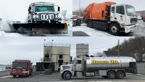 Fleets across the nation are improving their emission reductions by implementing B100 (100% biodiesel) technology into their fleets. (Photo: Business Wire)