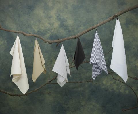 萊卡公司推出以100%紡織廢料為原料的COOLMAX®和THERMOLITE® EcoMade纖維(照片:美國商業資訊)