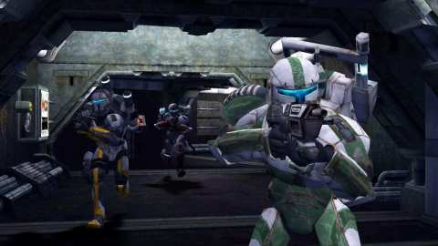 STAR WARS Republic Commando will be available on April 6. (Graphic: Business Wire)