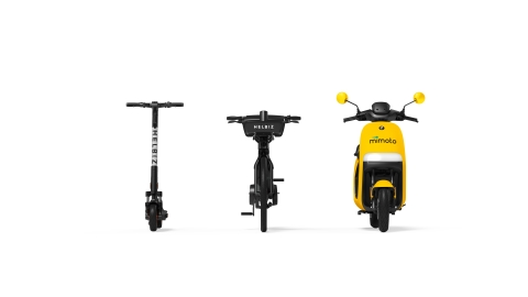 Helbiz completes acquisition of MiMoto to add e-mopeds to its innovative fleet of micro-mobility vehicles (Photo: Business Wire)