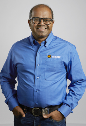 Suresh Krishna, President and CEO of Northern Tool + Equipment. (Photo: Business Wire)