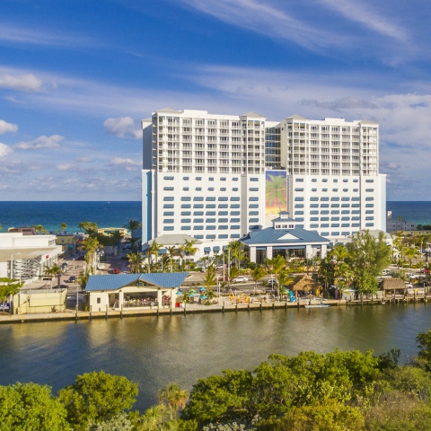 Margaritaville looking east from the Intracoastal. (Photo: Lojeta Group of Fla. Inc.)