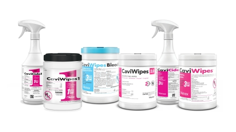 The U.S. Environmental Protection Agency (EPA) has approved all eight surface disinfectant products made by an infection prevention leader, Metrex, as effective against SARS-CoV-2, the novel coronavirus that causes COVID-19. (Photo: Business Wire)