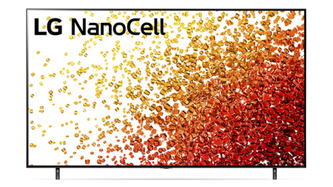 WiSA Ready™ LG 2021 NanoCell TV (Photo: Business Wire)