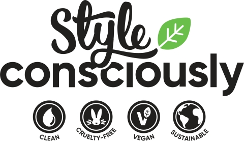 Style Consciously is broken down into four pillars: clean, cruelty-free, vegan and sustainable. Each pillar has their own clearly defined guidelines, developed by Chatters.
