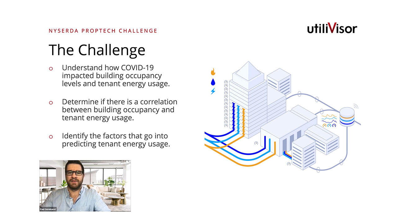 utiliVisor's submission to the NYSERDA 2021 PropTech Challenge