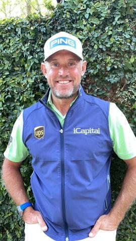 Lee Westwood, iCapital brand ambassador (Photo: Business Wire)