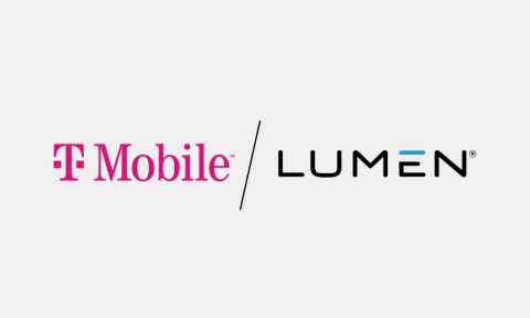 T-Mobile and Lumen Technologies plan to expand their existing relationship to allow access to Lumen's Edge Computing platform over T-Mobile's industry leading 5G network, enabling enterprises to build, manage and scale applications across distributed environments. (Graphic: Business Wire)