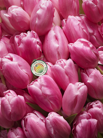 WFM Sourced for Good Tulips. (Photo: Business Wire)