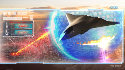 DARPA awarded two contracts to BAE Systems totaling $5 million under the Wideband Adaptive RF Protection (WARP) program which is designed to develop wideband adaptive filtering and signal cancellation architectures to safeguard emerging wideband receivers against both external and self-interference. Image credit: BAE Systems