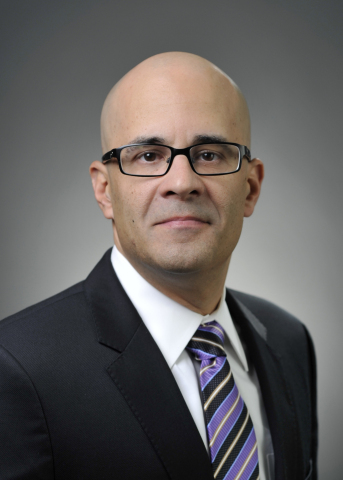 Rick Echevarria is vice president in the Sales, Marketing and Communications Group and general manager of the Intel Olympic Program at Intel Corporation. He leads Intel's Pandemic Response Technology Initiative. (Credit: Intel Corporation)