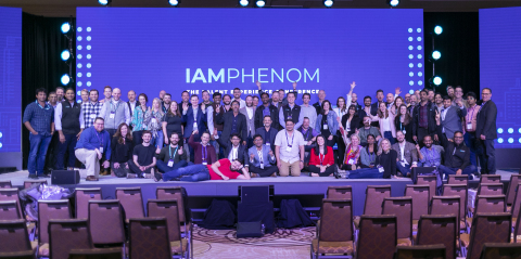 Phenom, the world's most widely used AI-powered talent experience platform, today announced a $100 million Series D round. (Photo: Business Wire)