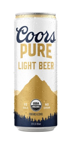Molson Coors Launches First Organic Beer, Coors Pure, With Nationwide Beer Run (Photo: Business Wire)