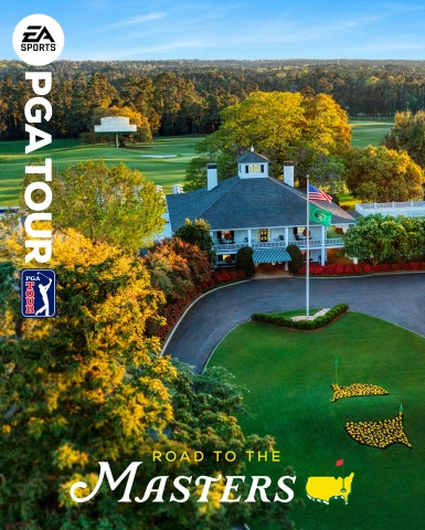 EA SPORTS PGA TOUR: Road to the Masters exclusively features the Masters Tournament (Graphic: Business Wire)