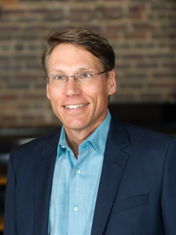 Gaia Herbs' New President and CEO Jim Geikie. (Photo: Business Wire)