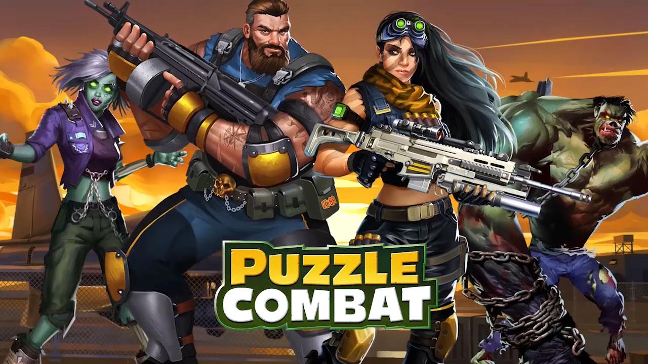 Zynga推出移动平台现代三消游戏Puzzle Combat