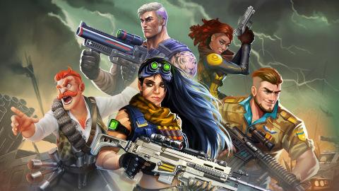 Zynga推出移动平台现代三消游戏Puzzle Combat(图示:美国商业资讯)