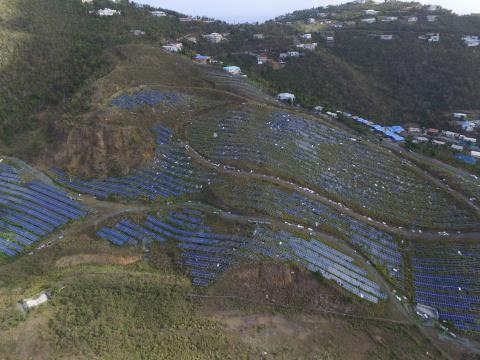 St. Thomas Solar Farm (Photo: Business Wire)