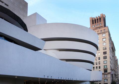 Solomon R. Guggenheim Museum - New York, NY (Photo: © Silman)