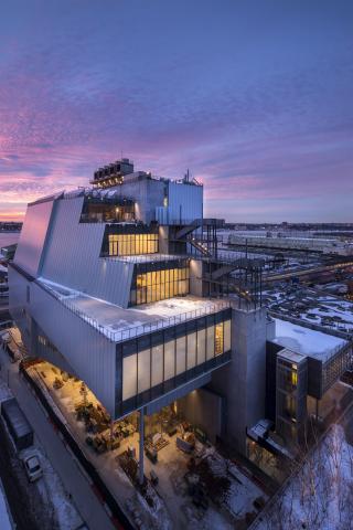 Whitney Museum of American Art - New York, NY (Photo: © Nic Lehoux)