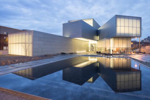 Virginia Commonwealth University Institute for Contemporary Art - Richmond, VA (Photo: © Iwan Baan)