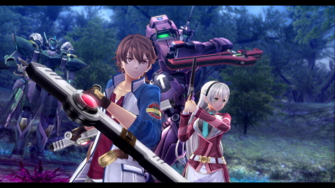 The Legend of Heroes: Trails of Cold Steel IV will be available April 9. (Graphic: Business Wire)