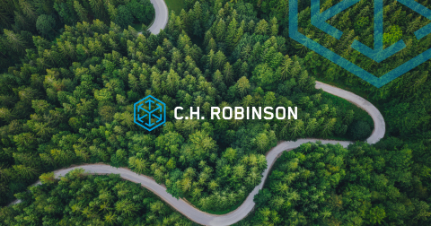 A recent C.H. Robinson customer research study revealed that sustainability is shippers' second biggest pain point in 2021. (Photo: Business Wire)