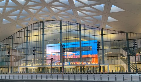 Las Vegas Convention Center (Photo: Business Wire)