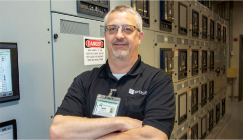 """ASCO Services upgraded our critical power without disrupting our critical care,"" says Mark Youngblood, Riverside's Electrical Management Supervisor (Photo: Business Wire)"