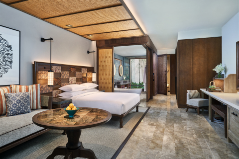 Andaz Bali Deluxe Room (Photo: Business Wire)